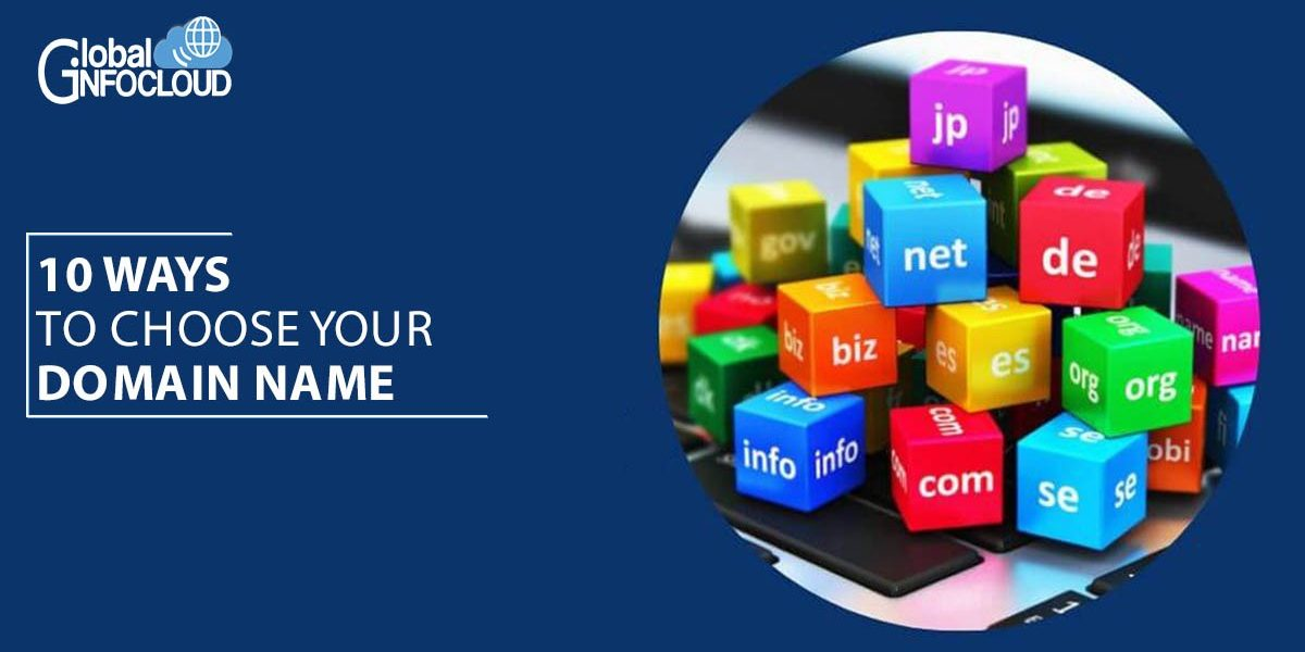 10 Ways to choose your Domain Name