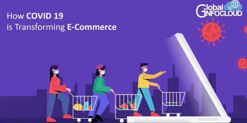 How COVID 19 is Transforming E-Commerce