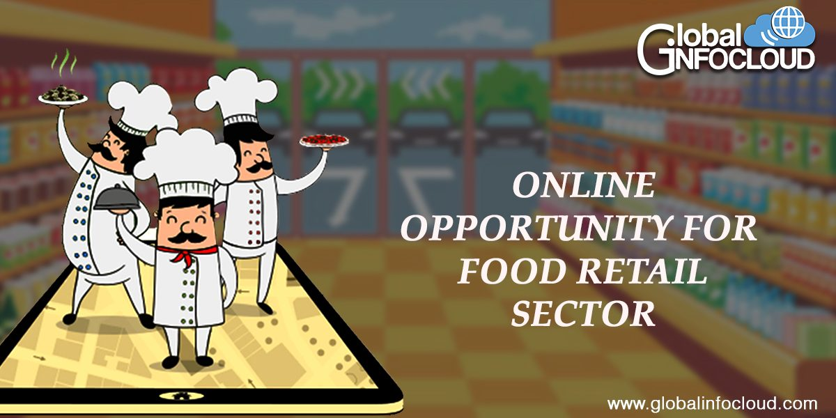 Online Opportunity For Food Retail Sector