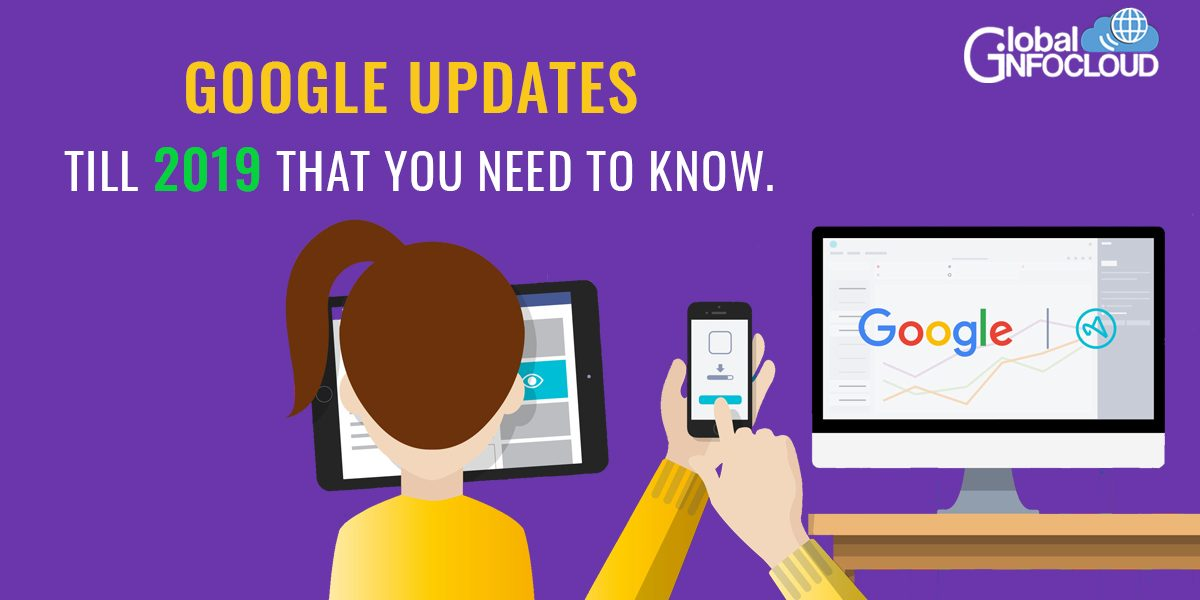 google updates till 2019 that you need to know